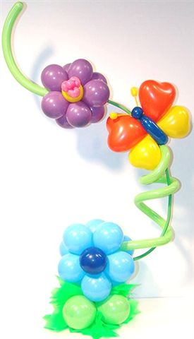 Balloon decoration courses party favors ideas for Balloon decoration courses